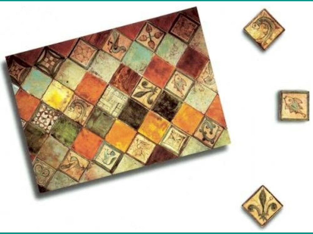 We feature tiles from Crossville and Florida Tile