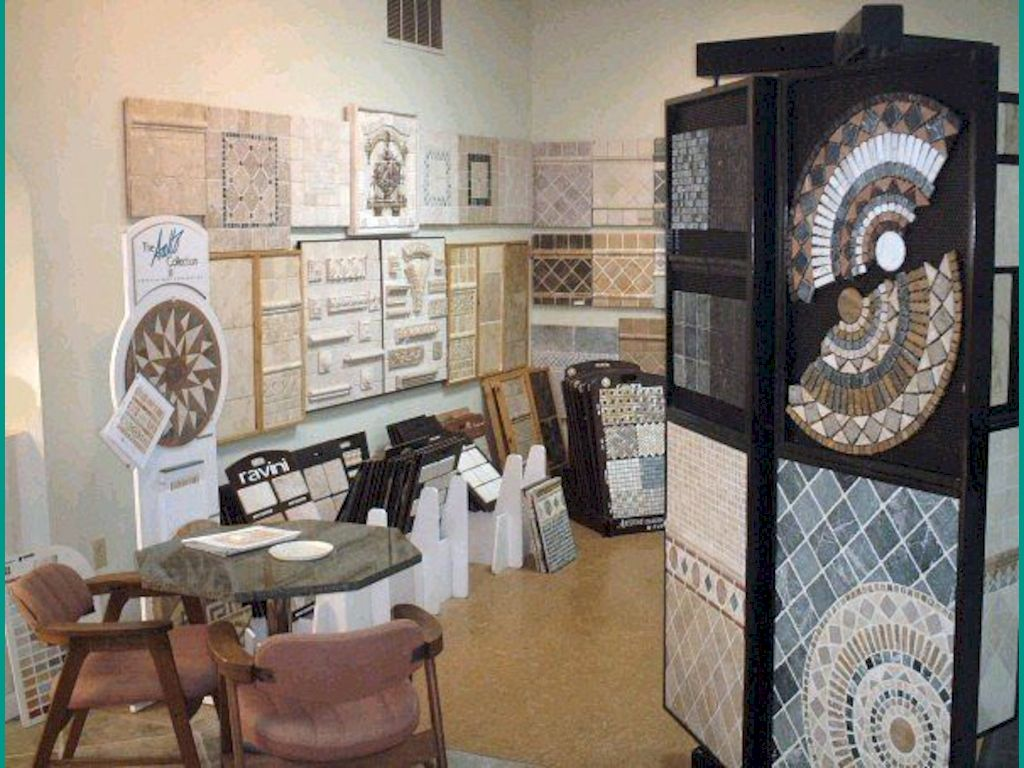 Come see the selection of American Olean Crossville and Florida Tiles